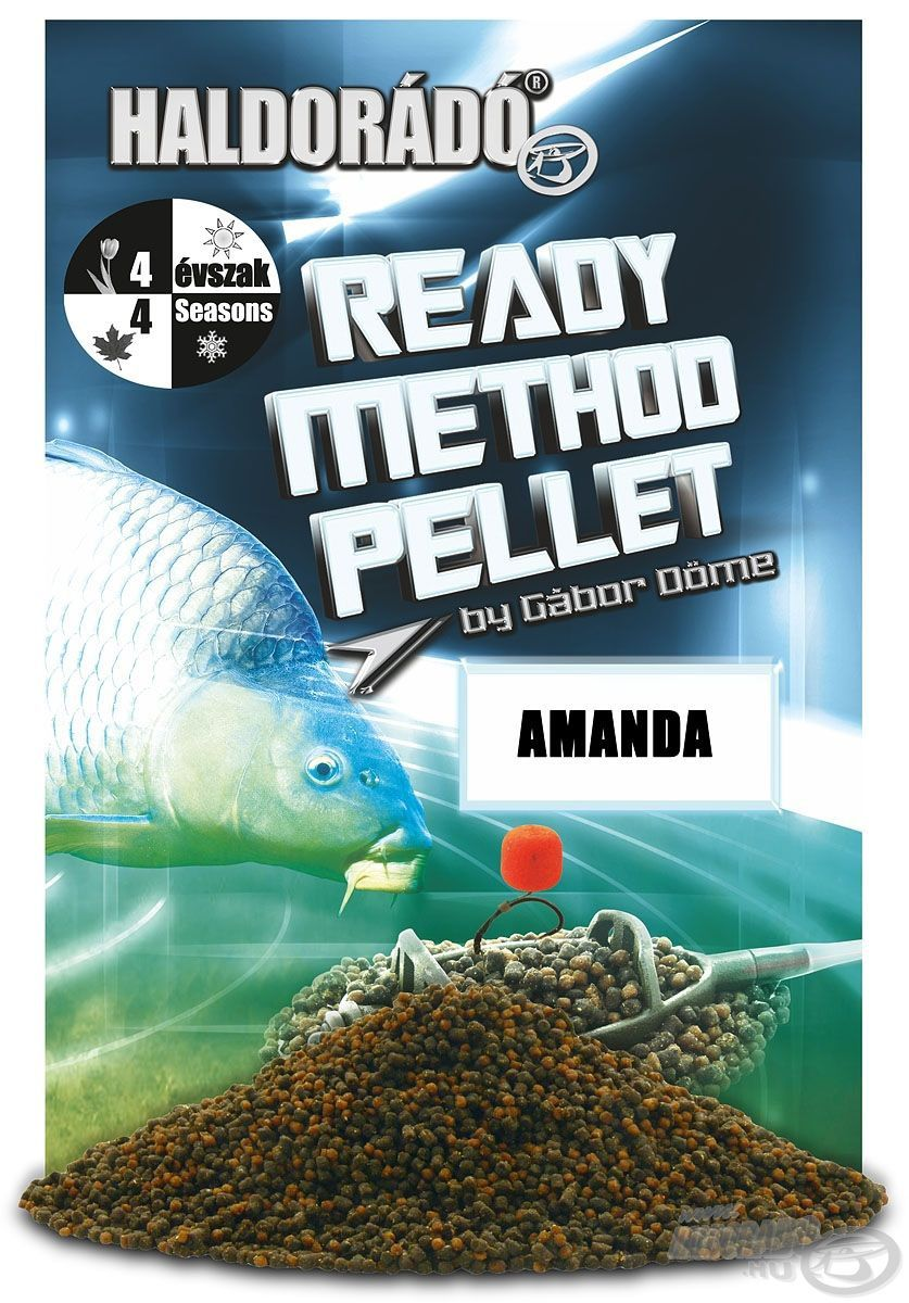 Haldorádó Ready Method Pellet