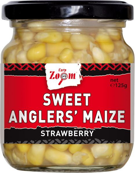 Sweet Angler's Maize 125g Eper