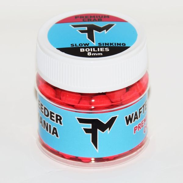 WAFTERS  PREMIUM CRAB 8 MM