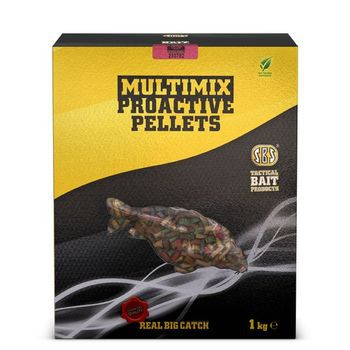 SBS MULTIMIX PROACTIVE PELLETS  5 KG 3-6 MM