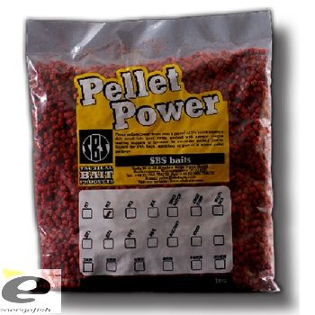 SBS PREMIUM PELLETS M3 5 KG 6 MM