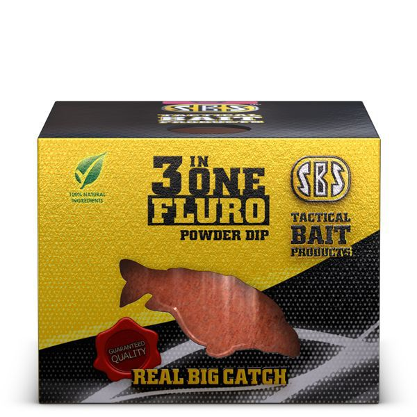 3IN1 FLURO POWDER DIP (POR DIP) 150G+25GM4