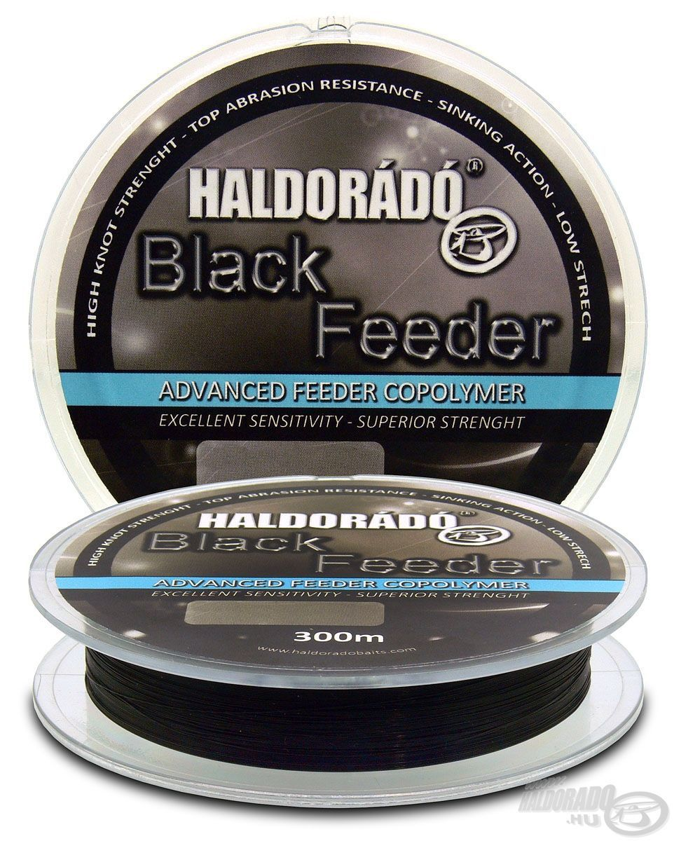 Haldorádó Black Feeder
