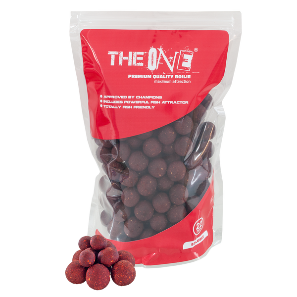 The One Red Soluble 18mm