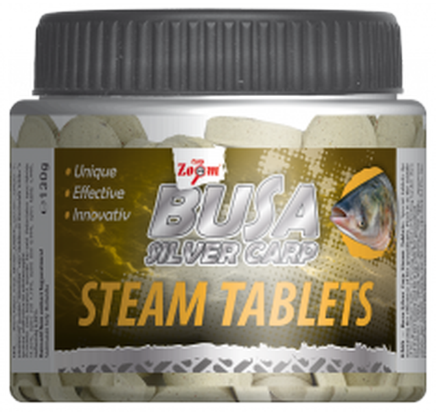 Steam Tablets - Busázó tabletta