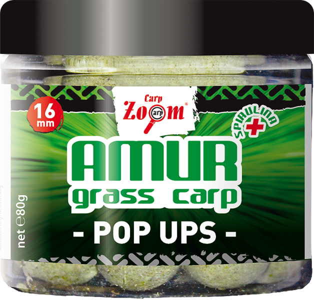 Amur Pop Ups 16mm