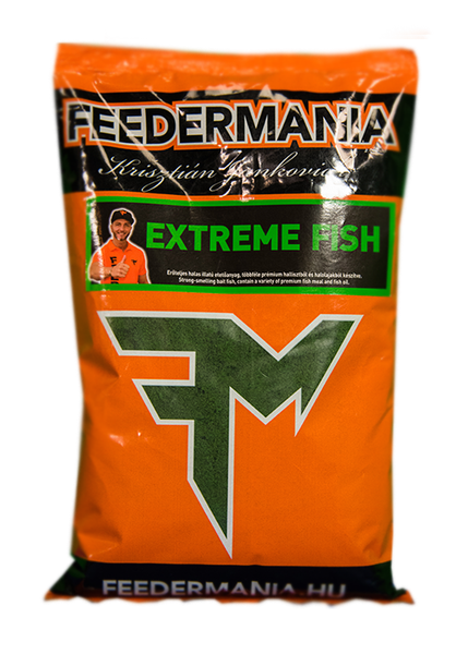 GROUNDBAIT EXTREME FISH 800 GR