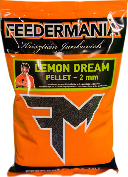 PELLET 2 MM LEMON DREAM 800 GR