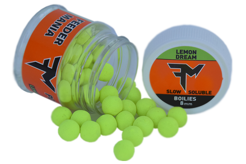 POP-UP BOILIES 8 MM LEMON DREAM 15 GR