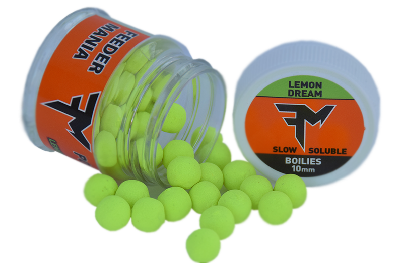 POP-UP BOILIES 10 MM LEMON DREAM 15 GR