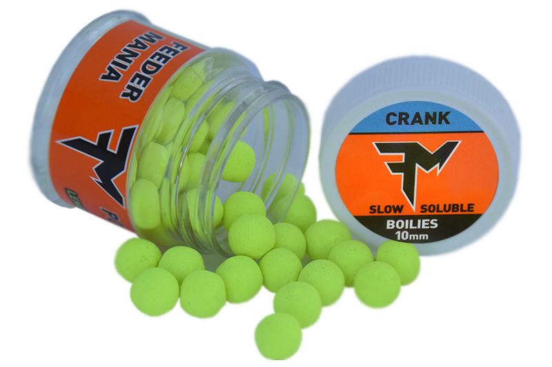 POP-UP BOILIES 10 MM CRANK 15 GR
