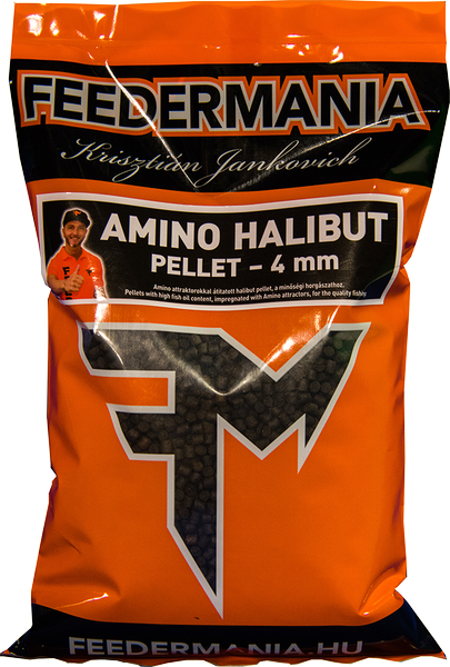 PELLET 4 MM AMINO HALIBUT 800 GR