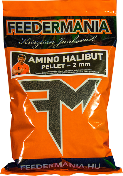 PELLET 2 MM AMINO HALIBUT 800 GR