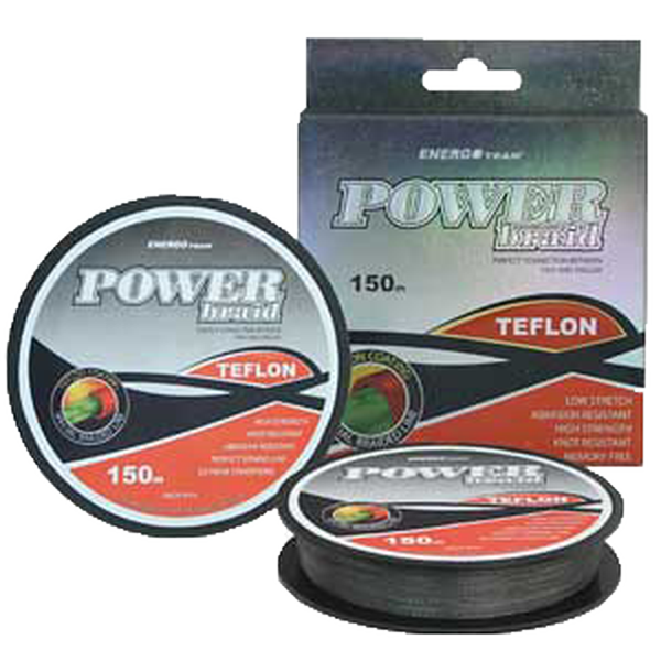 ENERGOTEAM POWER BRAID TEFLON