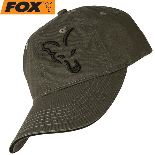 Fox Green  Baseball Sapka