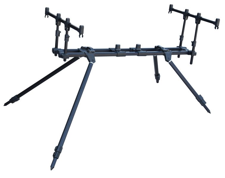 Carp Academy SpaceX Rod Pod