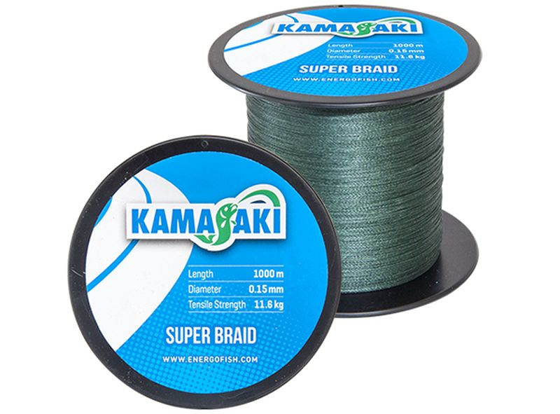 KAMASAKI SUPER BRAID 1000M