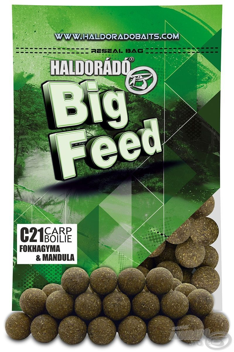 Haldorádó Big Feed - C21 Boilie