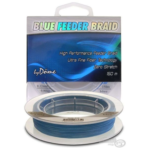 By Döme TEAM FEEDER Blue Feeder Braid 150 m