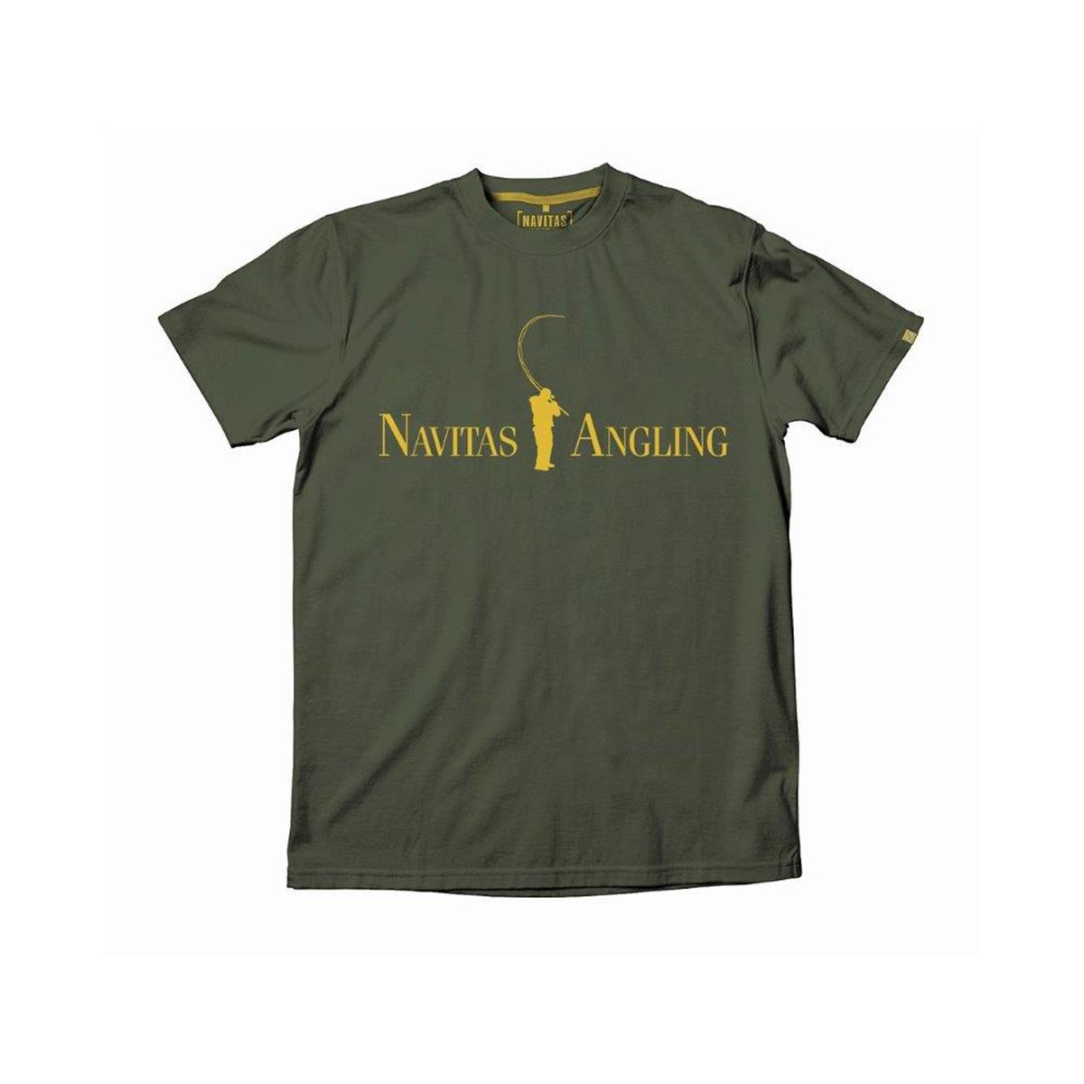 NAVITAS SPORT ICON TEE GREEN