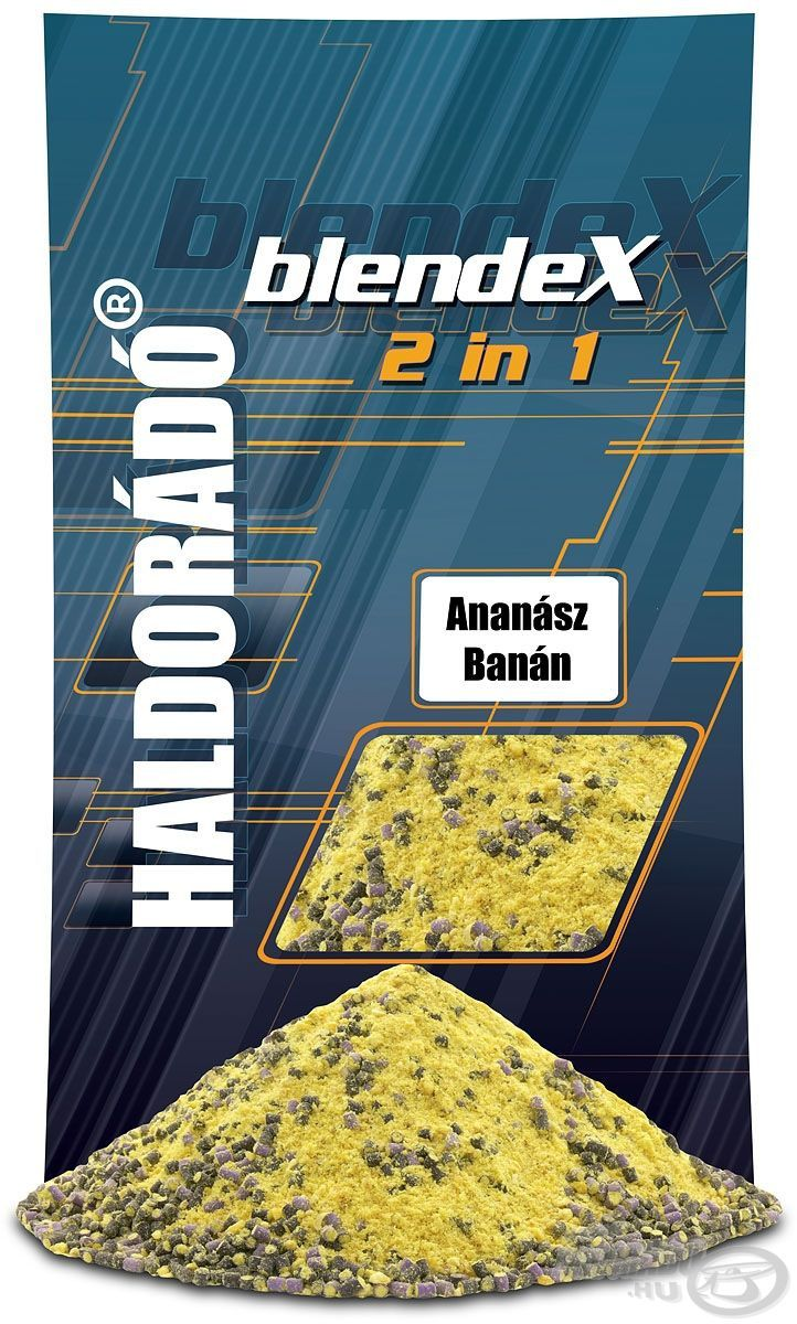 HALDORÁDÓ BlendeX 2 in 1