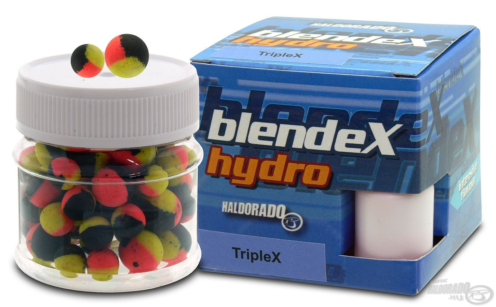 Haldorádó BlendeX Hydro Method