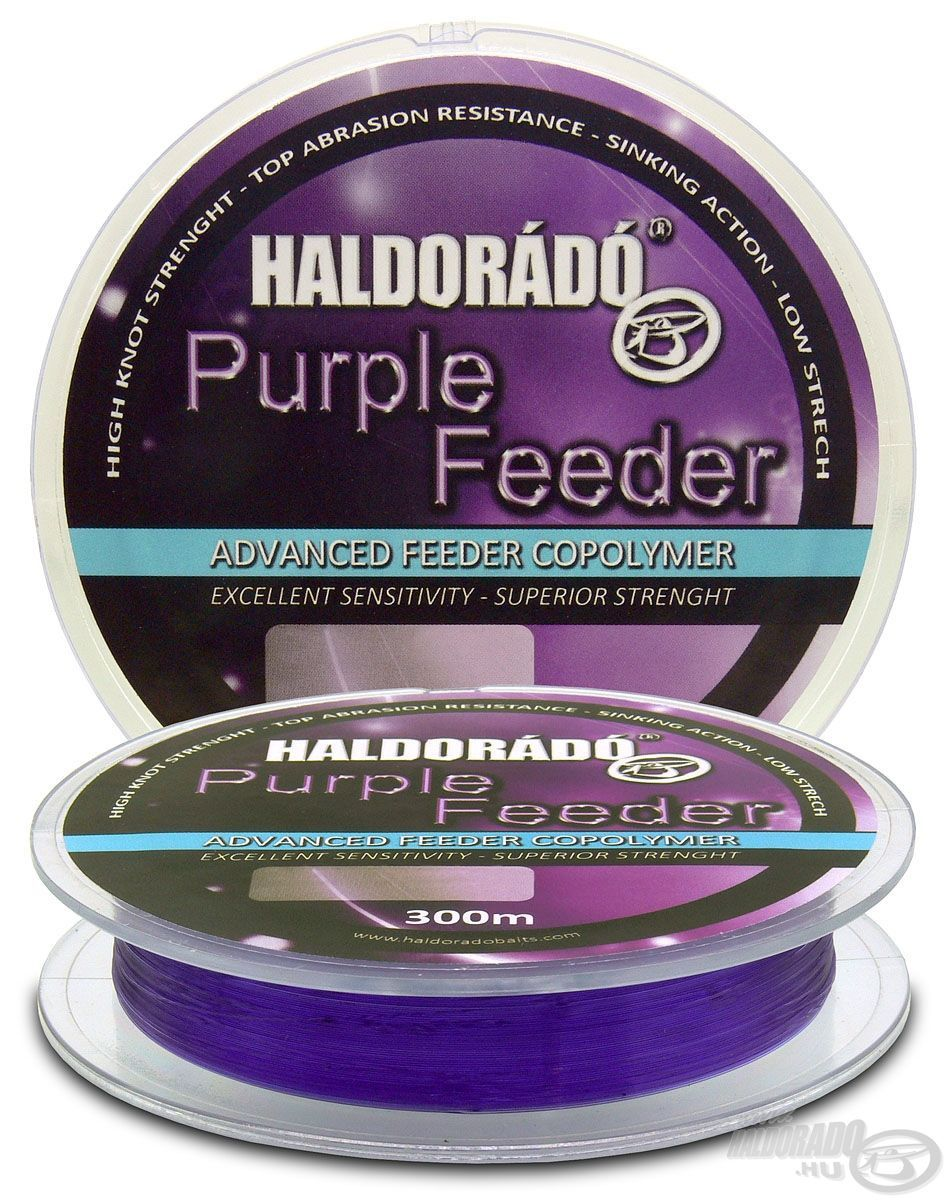HALDORÁDÓ Purple Feeder