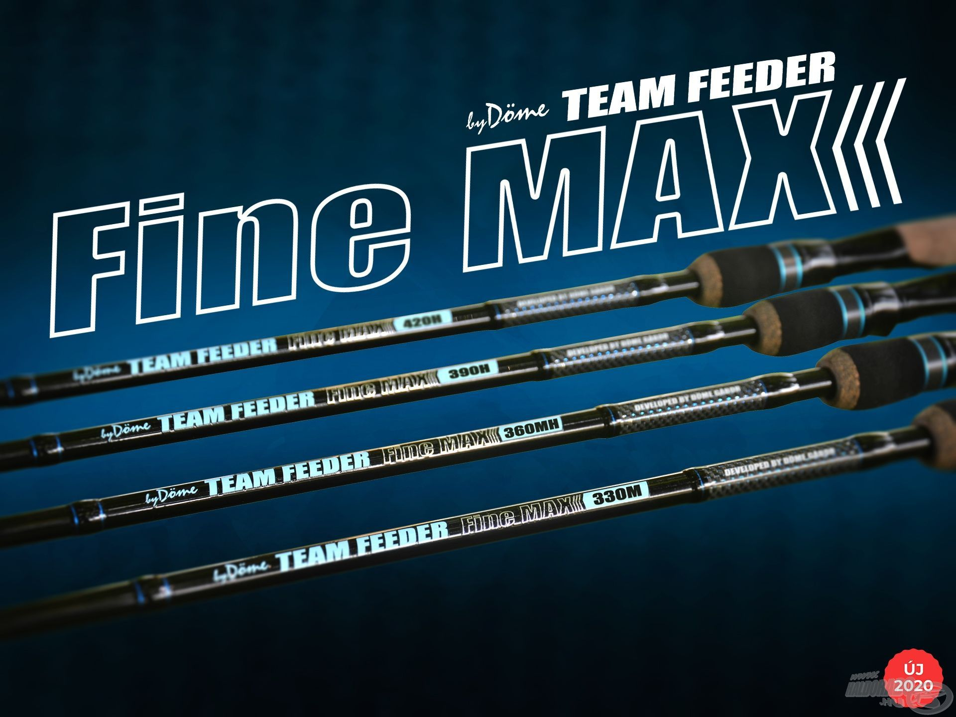 By Döme TEAM FEEDER Fine Max