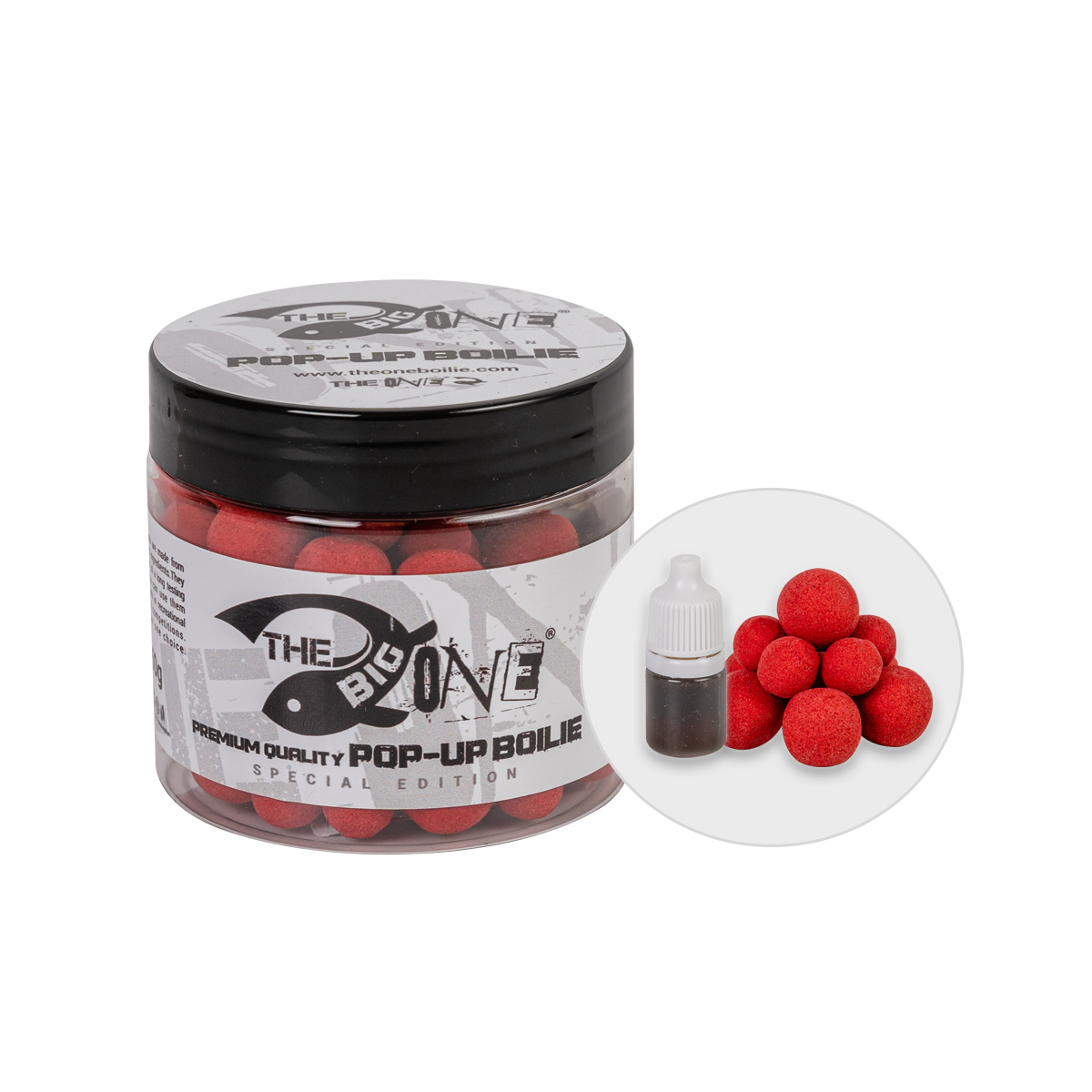 THE BIG ONE POP-UP 50G + LIQUID 3 ML