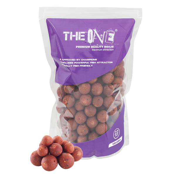 The One Purple Soluble 22mm