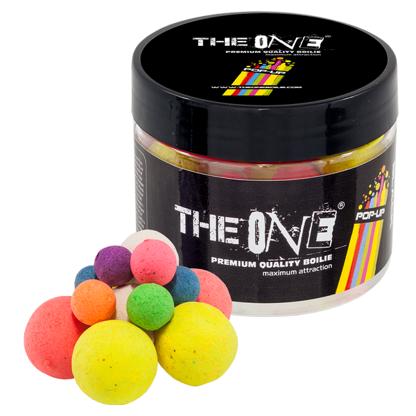 The One Black Pop-Up 60gr