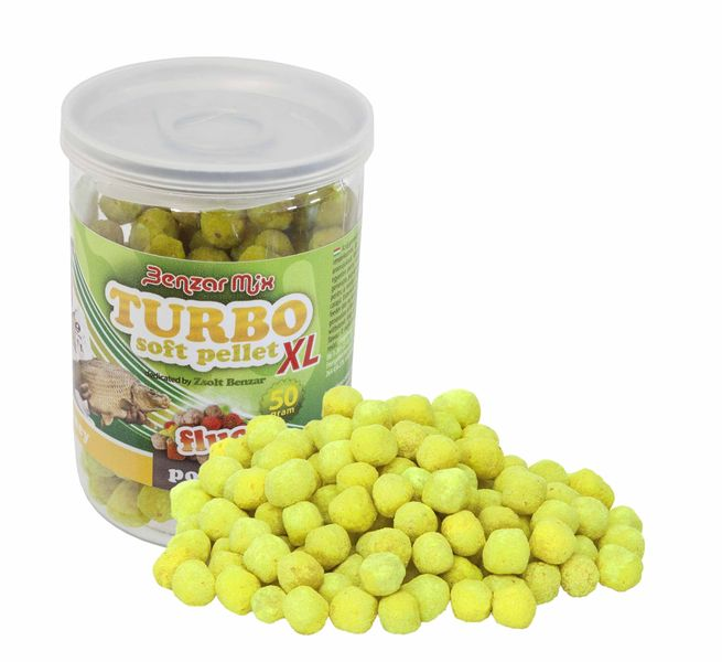 Benzar Mix Turbo Soft Pellet XL Méz