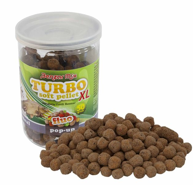 Benzar Mix Turbo Soft Pellet XL Hal