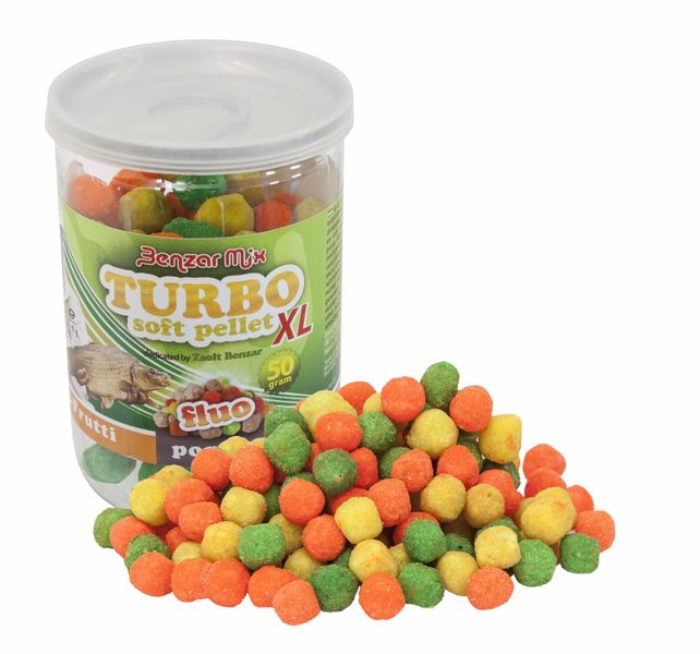Benzar Mix Turbo Soft Pellet XL Tutti-Frutti