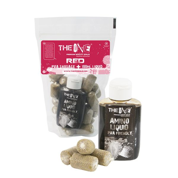 The One Red PVA Hurka + 100 ml Aroma