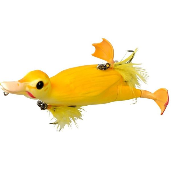 Savage Gear 3D Suicide Duck 105 10.5cm 28g 02-Yellow