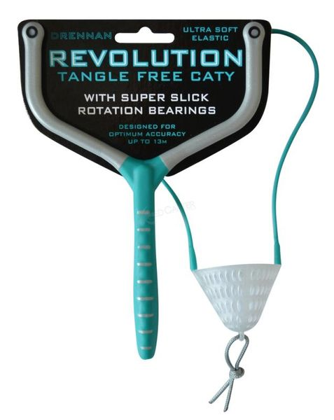 Drennan csúzli Revolution Tangle Free Caty kék