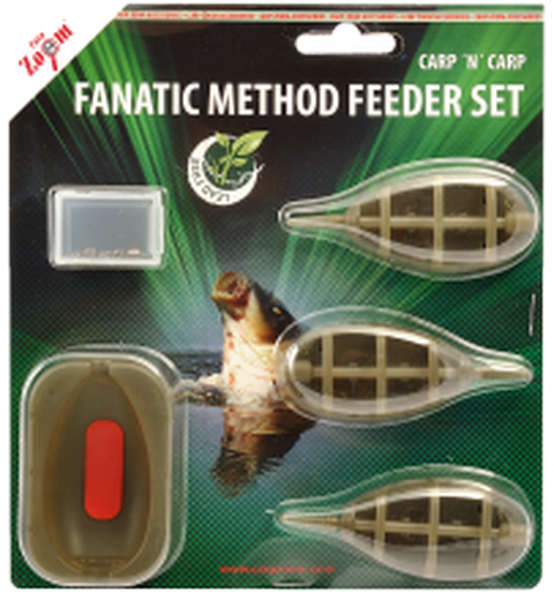 Carp Zoom Method Feederkosár Szett
