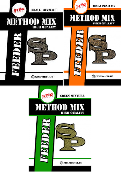 STÉG PRODUCT METHOD MIX 800 G