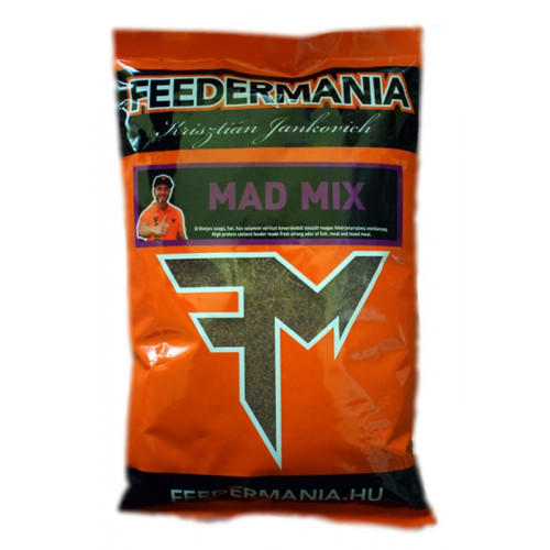 GROUNDBAIT  MAD MIX 800 GR