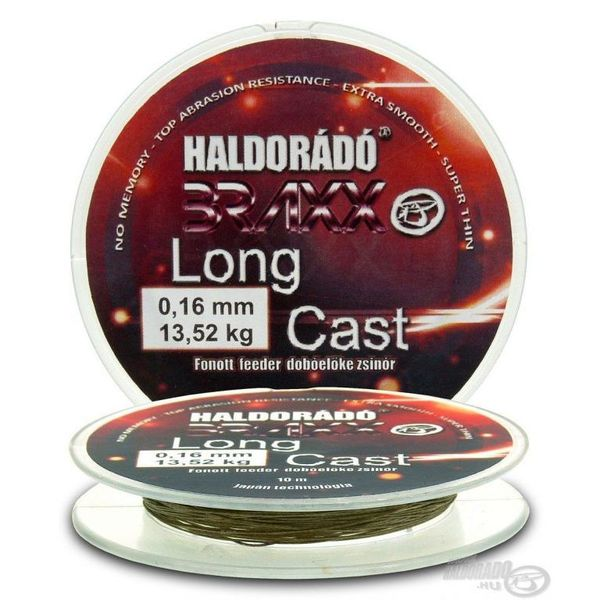 Haldorádó Braxx Long Cast - 10m
