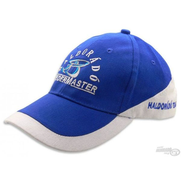 HALDORÁDÓ New Team Cap White&Blue