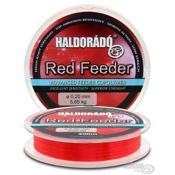 Haldorádó Red Feeder 300m